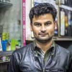 Portrait Photo Of A Friend – Mir Razzaq Chand